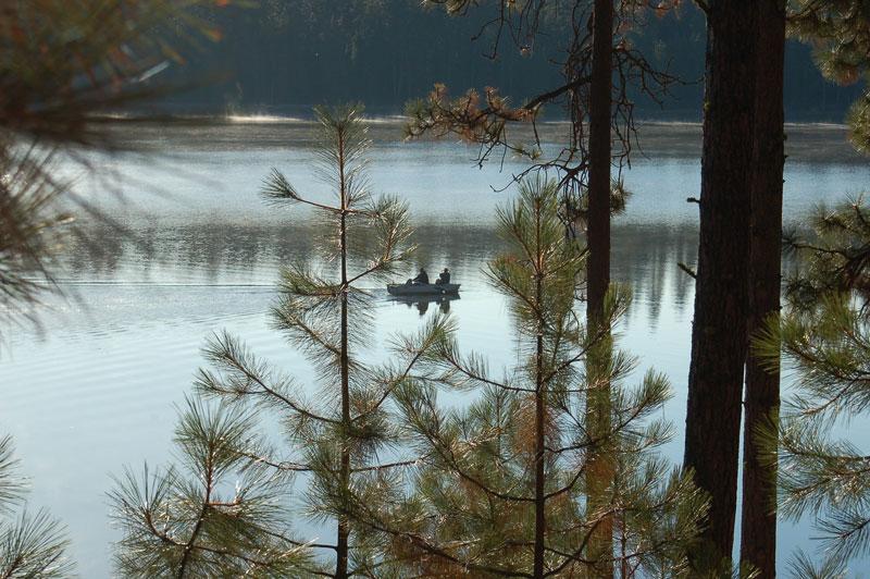 Home twin lakes resort in beautiful central oregon for Oregon fish stocking schedule